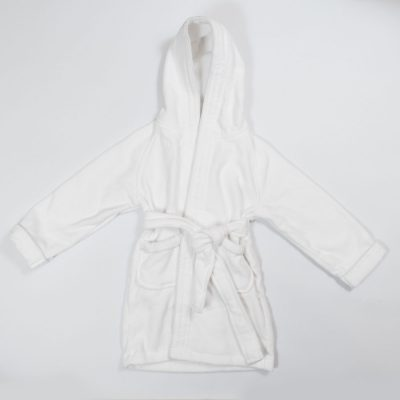 Children's Towelling Robe
