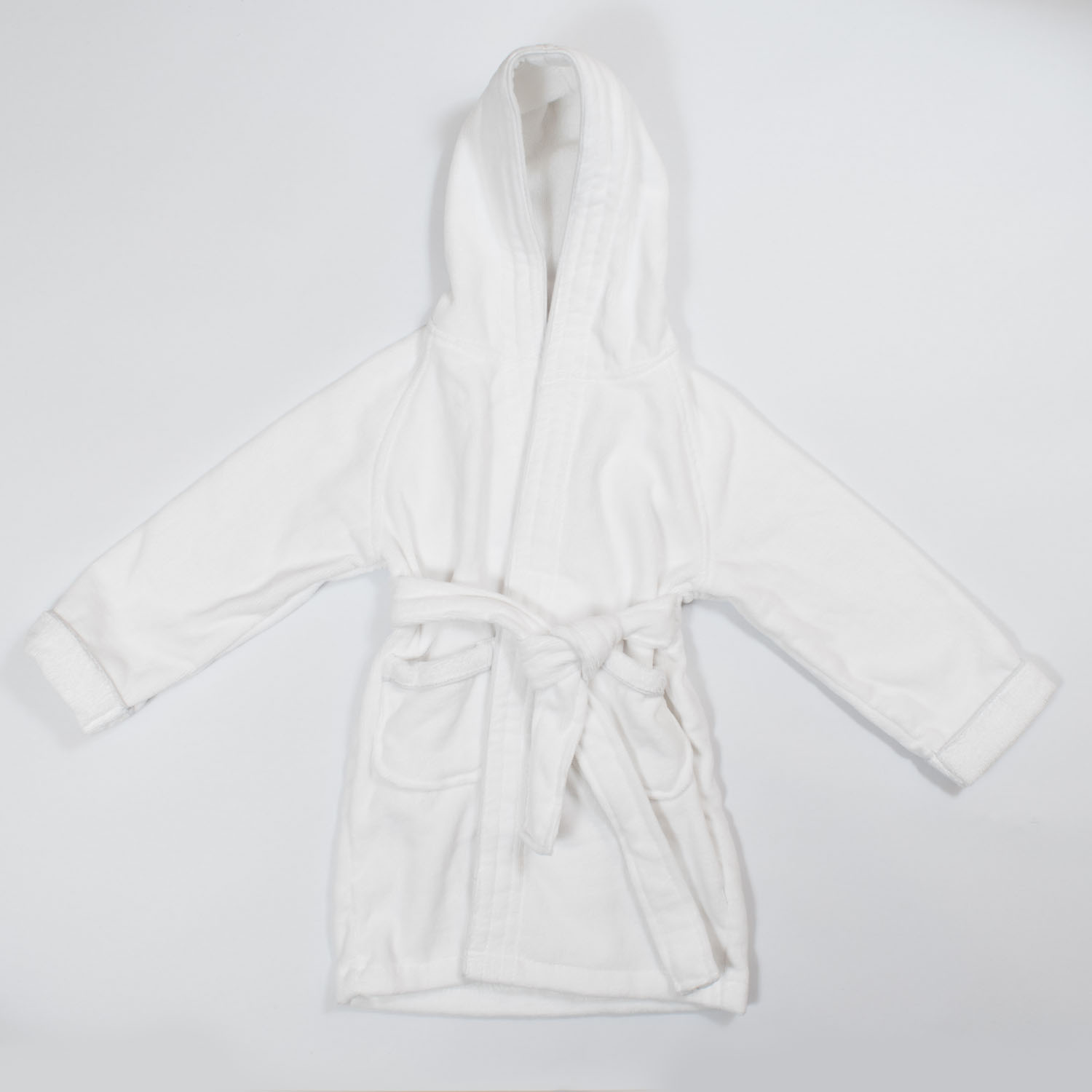 0fb4ed75bd Children s Towelling Robe – Whats A Name Embroidery