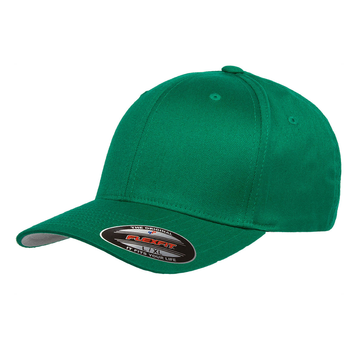 Pepper Green Flexfit Embroidered – Whats A Name Embroidery 602cc189de10