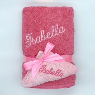 Ritz Gift Set Lip Gloss and Baby Pink