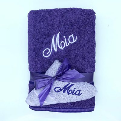 Ritz Gift Set Purple and Lilac