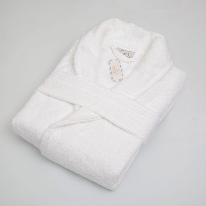 Mildtouch Terry Cloth Robe White